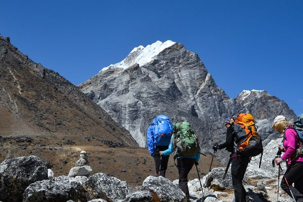 Student Vacation to Everest Base Camp Trek