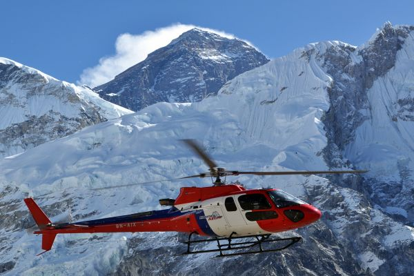 Everest Heli Tour.