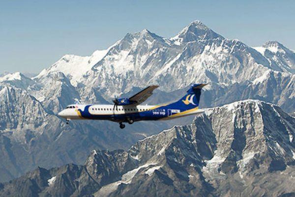 Nepal Scenic flights
