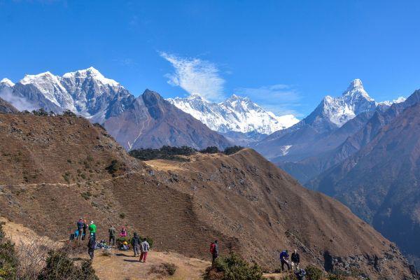 Tyangboche Monasteries and Sherpa Culture Trek.