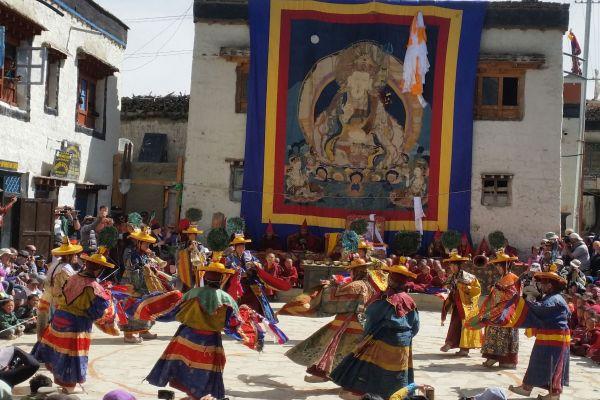 Tiji  Festival in Upper Mustang