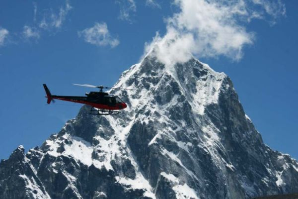 Everest Helicopter Scenic flight