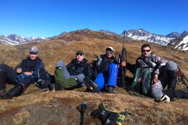 Dhorpatan Hunting reserve trekking