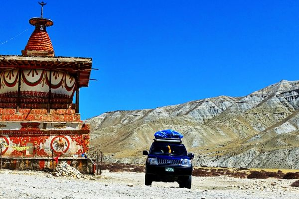 Upper Mustang Cycling Tour